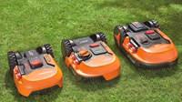 robots tondeuses Worx Landroid WR165E, WR167E, WR148E et WR147E.1