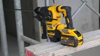 Perforateur burineur SDS-PLUS sur batterie DEWALT XR FLEXVOLT DCH333