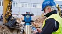 Niveau laser rotatif Bosch GRL 600 CHV Professional