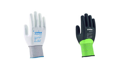Gants de protection UVEX
