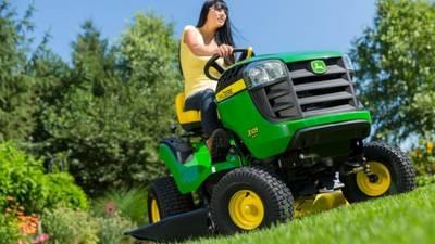 Tracteur de jardin X105 John Deere