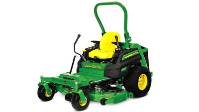 Tracteur tondeuse John Deere Z997R