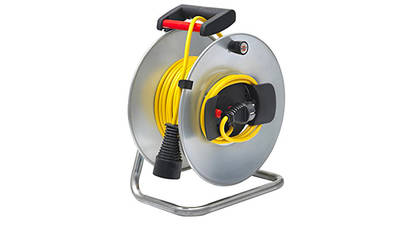 Brennenstuhl Silver Jardi-330 Enrouleur de cable 33 m