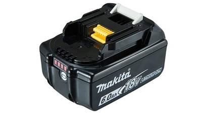 avis et prix batterie BL1860B 18 V 6,0 Ah Makita promotion pas cher