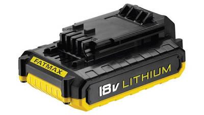 Avis et prix batterie Stanley Fatmax 18 V 2.0 Ah FMC688L-XJ promotion pas cher