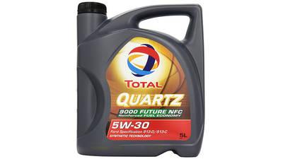Avis e prix Huile moteur Total quartz 9000 future nFC 5W - 30 5 l