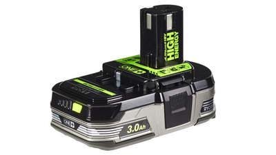 avis prix batterie RB18L30HP ryobi 18 V 3,0Ah pas cher