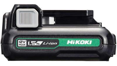 Batterie 12V Peak BSL1215 Hikoki