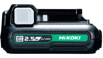 Batterie 12V Peak BSL1225M Hikoki