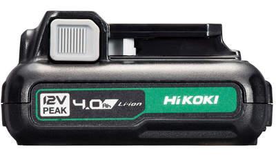 Batterie 12V Peak BSL1240M Hikoki