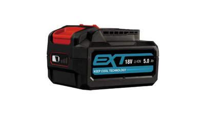 Batterie 18 V 5,0 Ah Erbauer EBAT18-Li-5