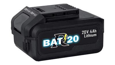 Batterie 20 V 4,0 Ah R-BAT20 Ribimex PRBAT20/4