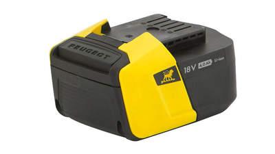 Batterie ENERGYHUB 18V40 250602 Peugeot