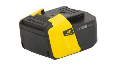 Batterie ENGERGYHUB 18V50 250603 Peugeot Outillage