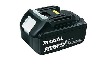 Batterie Makita 18 V 3.0 Ah BL1830