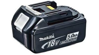 Batterie Makita 18 V 5.0 Ah BL1850B