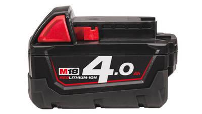 Batterie Milwaukee 18 V 4.0 Ah M18 B4