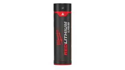 test et avis batterie Milwaukee REDLITHIUM USB 4 V 2,0 Ah L4 B2