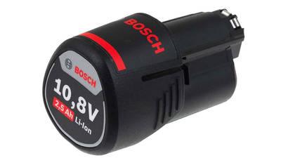 Batterie Bosch 12 V 2.5 Ah 1600A004ZL