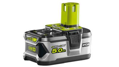 Ryobi Batterie RB18L50