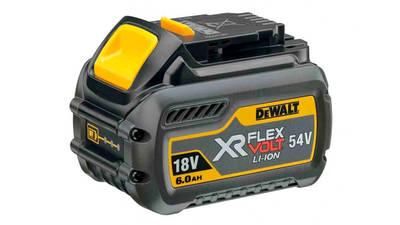 Batterie XR FLEXVOLT DCB546 DeWALT 54V / 18V
