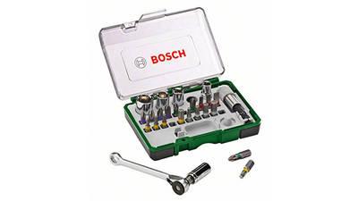Bosch 2607017160 Coffret d'embouts de vissage et cliquet