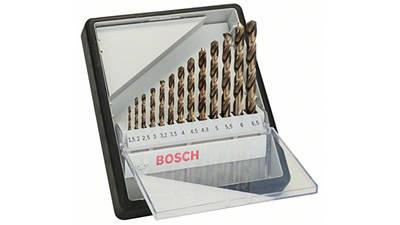 Bosch 2607019926 Foret à métaux rectifié au cobalt HSS-Co Robust Line DIN 338 prix pas cher