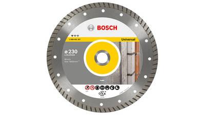 Bosch 2608602397 Disque à tronçonner diamanté standard for universal turbo 230 x 22,23 x 2,5 x 10 mm prix pas cher