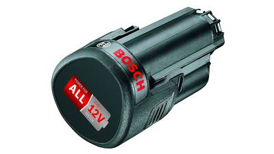 Batterie Bosch 2.5 Ah 1600A00H3D