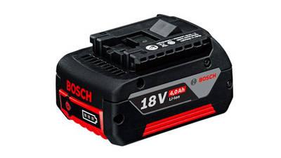 BOSCH Batterie GBA 18 V Li-Ion 4 Ah - 1600Z00038