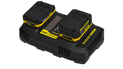 chargeur double slot SFMCB24 FATMAX 20V