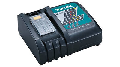 Chargeur de batteries Makita DC18RC