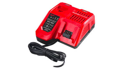 Chargeur rapide M12-18 FC Milwaukee