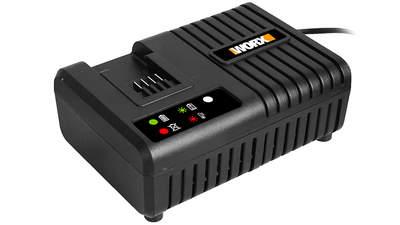 Chargeur rapide 20V WA3867 Worx