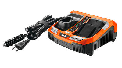Chargeur rapide de batteries AEG BLK1218