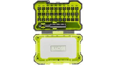 Coffret embouts de vissage Impact 31 accessoires Ryobi RAK31MSDI
