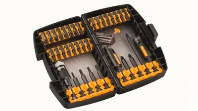 DeWalt DT70576-QZ Coffret d'embouts pour visseuse à chocs (Tx/Pz/Ph) 34 pièce
