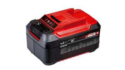 Batterie 5,2 Ah Power X Change Plus Einhel