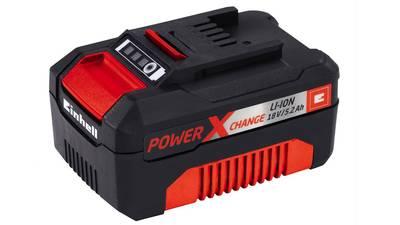 Einhell Batterie du système Power X-Change Li-Ion, 18 V, 5.2 Ah