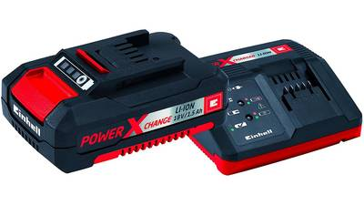 Einhell pack batterie du système Power X-Change Li-Ion, 18 V, 1.5 Ah