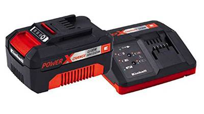 Einhell pack batterie du système Power X-Change Li-Ion, 18 V, 3.0 Ah