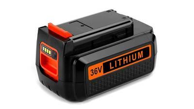Energup 36 V 2.5 Ah Li-Ion Batterie de Remplacement pour Black & Decker 36V BL20362 LBX2040 LBX36 LBXR36 LBXR2036