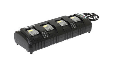 Chargeur de batteries Makita DC18SF