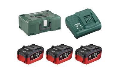 Pack batterie 18 V Metabo 5.5 Ah 685069000 pas cher
