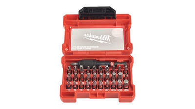 Test complet : Coffret d'embouts de vissage Milwaukee SHOCKWAVE 4932464240
