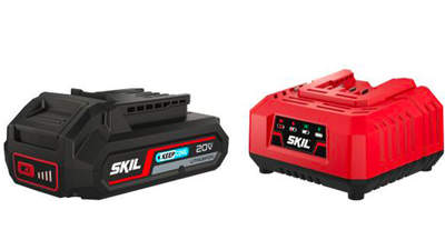 Pack batterie et chargeur 3110 AA SKIL