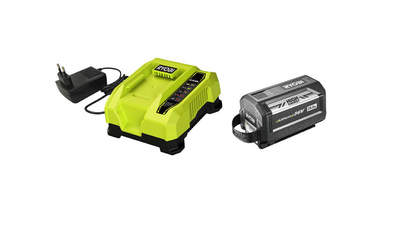 Pack batterie chargeur 36 V Ryobi RY36BC60A-160