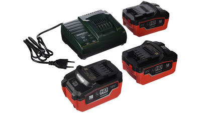 Pack batterie 18 V Metabo 5.5 Ah 685074000