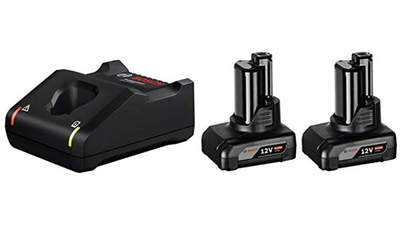 Pack chargeur 2 batteries ProCORE18V 8.0Ah + GAL 18V-160 C + GCY 42 Professional