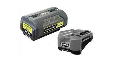 Pack de 1 batterie 1 RYOBI 36 V BPL3640D et chargeur rapide BCL3650